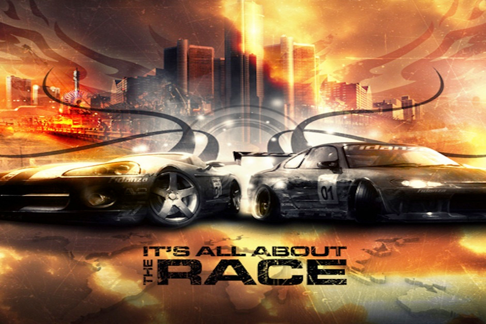 Screenshot iRace:Car Racing with Sensors and Drive Arcade